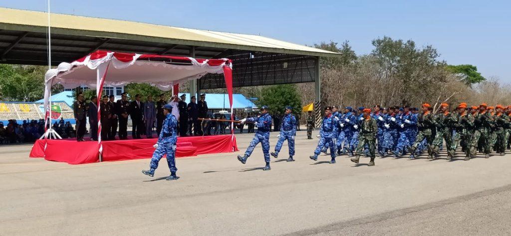 Peringatan HUT ke-73 TNI di Wilayah NTT di Pusatkan Dilanud El Tari