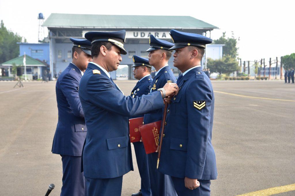 Lanud Halim Perdanakusuma Peringati HUT TNI Ke-73