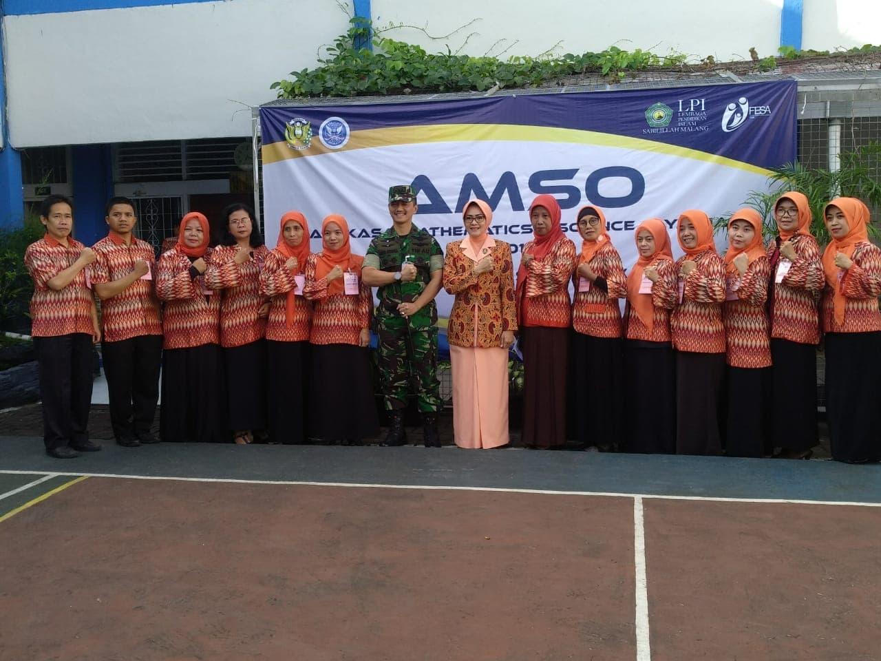 AMSO 2018 Memotivasi Siswa Jadi Kader Juara