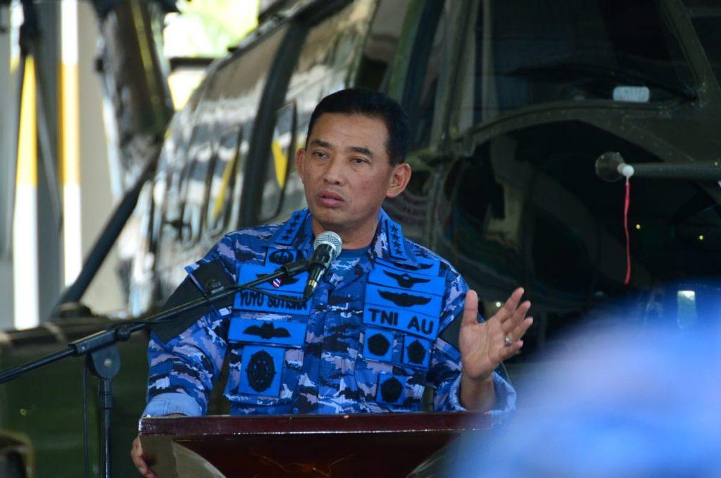 Kasau: Lambangja, Prioritas Utama TNI AU