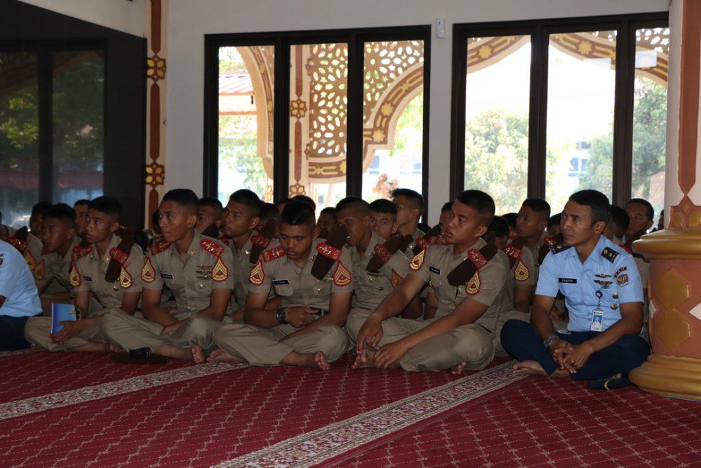 Doa Bersama Dalam Rangka Peringatan HUT TNI ke-73
