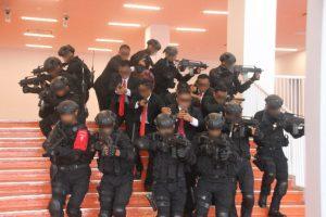 Dansat Bravo 90 Paskhas : Lebih Baik Mandi Keringat dalam Latihan dari pada Mandi Darah di Medan Pertempuran