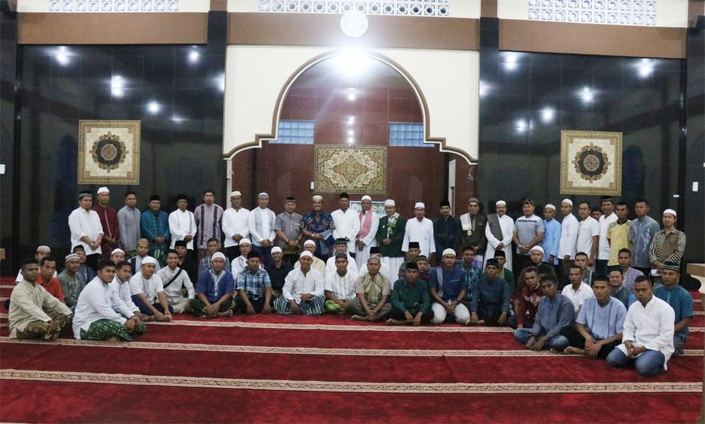 Gerakan Cinta Sholat Subuh di Masjid Ababil Lanud Spr