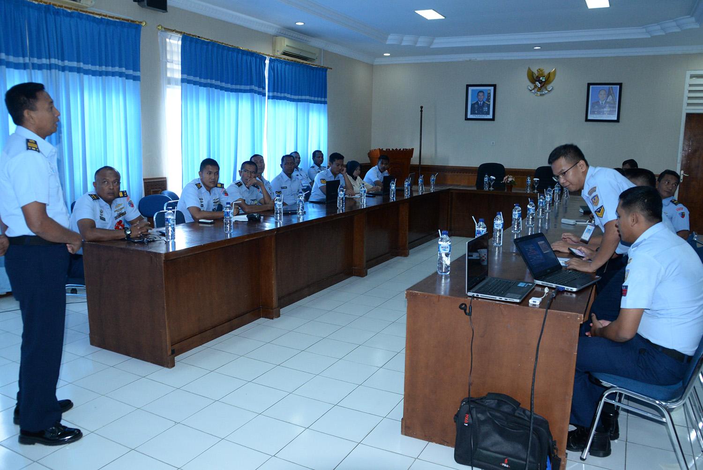 Sosialisasi Penghapusan BMN Inventaris TNI AU
