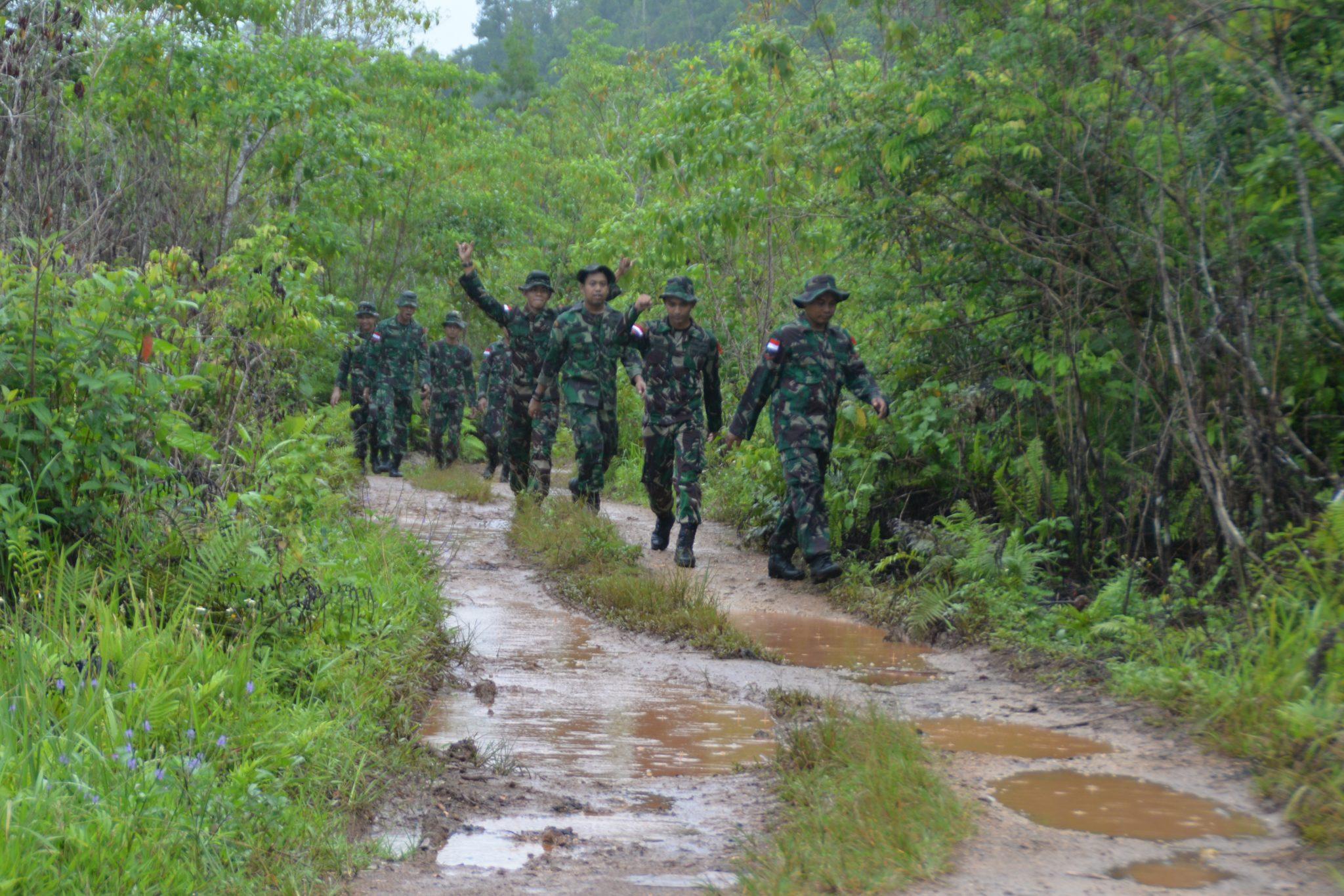 Menjaga Profesionalisme Prajurit, Kosekhanudnas IV Laksanakan Minggu Militer