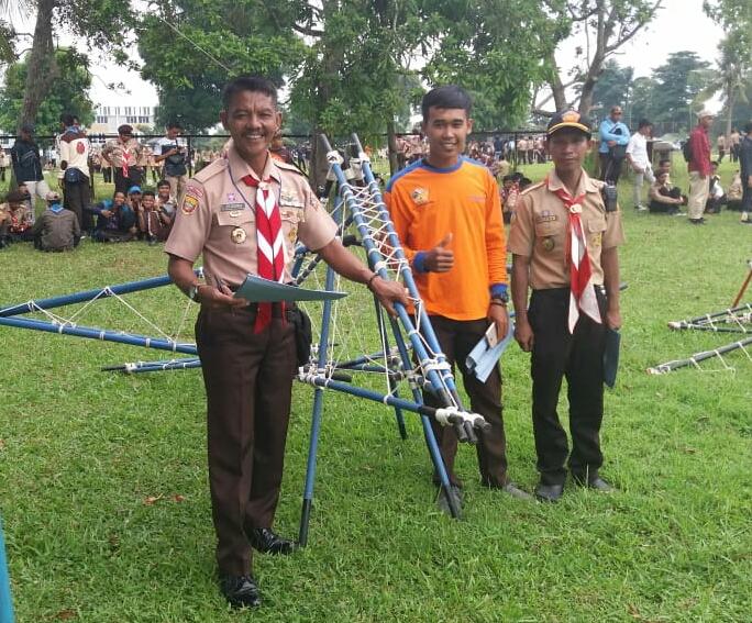 Lanud SMH Turunkan 2 Tim Juri Lomba GPS Di Jambi dan LTBB Banyuasin