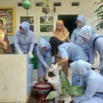 PIA Ardhya Garini Cabang 7/D II Lanud Sultan Hasanuddin Peduli Angkasa