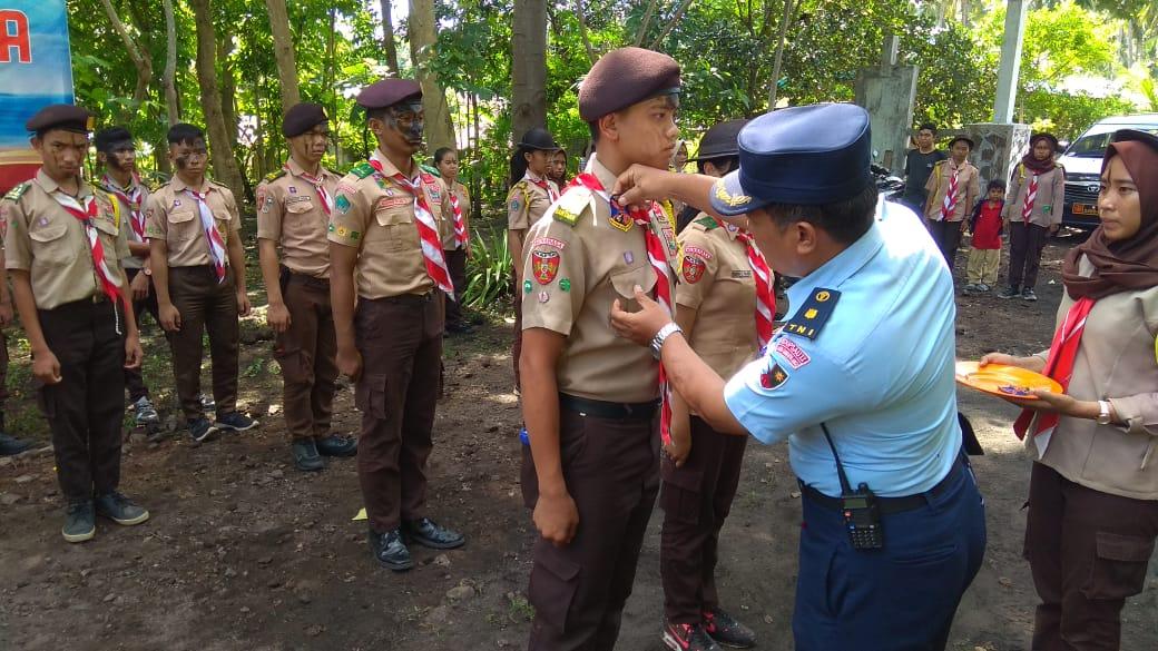 Latihan Dirgantara Rescue Saka Dirgantara Lanud Sam Ratulangi