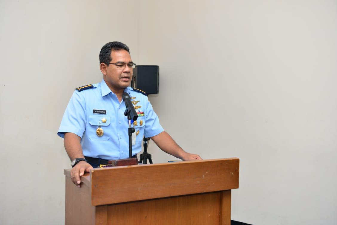 52 Personel TNI AU Ikuti Penataran Pembinaan Kemampuan Teritorial Potensi Dirgantara