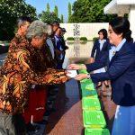 HUT Ke-62 PIA Ardhya Garini Mengenang Jasa Pahlawan, Waketum PI-AG Pimpin Ziarah di TMPN Kalibata
