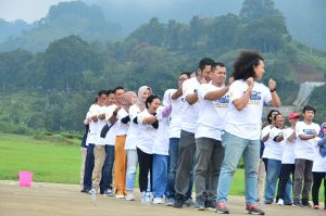 Bangun Militansi Followers Medsos, Dispenau Gelar  Airmin & Airmen Gathering