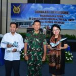 Sinkronisasi Rencana dan Anggaran, Kasau Buka Simulasi DIPA Satker TNI AU 2019