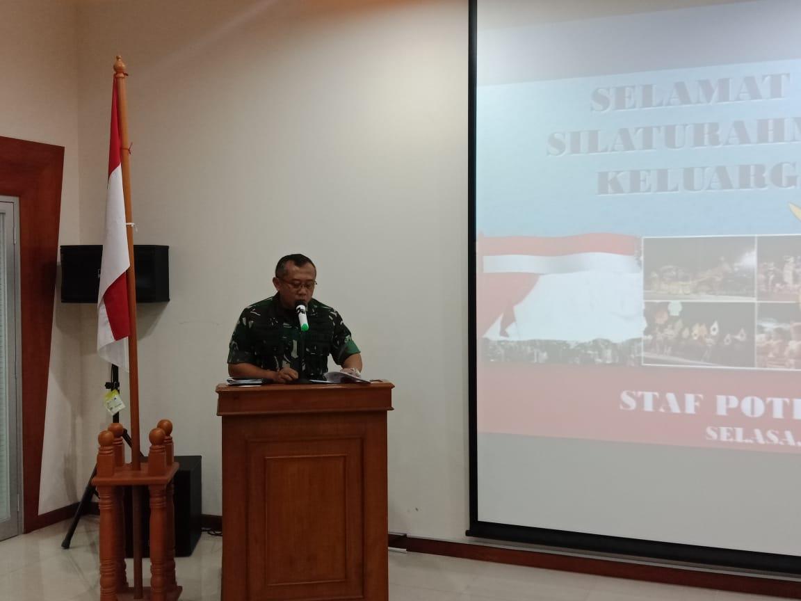 Spotdirga Gelar Silaturahmi dengan Keluarga Besar TNI AU