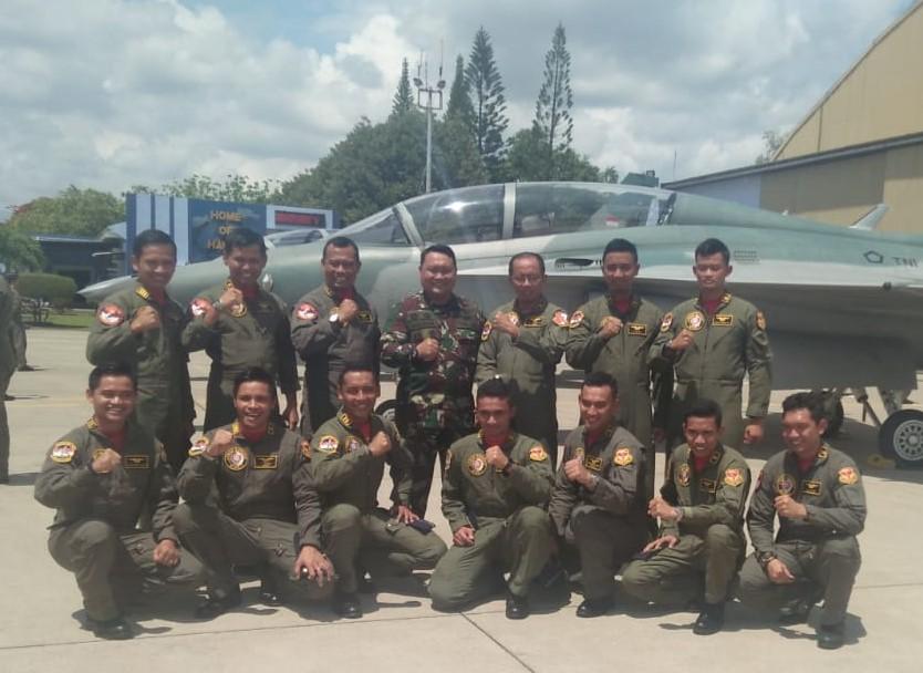 Latihan Mission Oriented Training Dan Ground Forward Air Controller Resmi Di Tutup