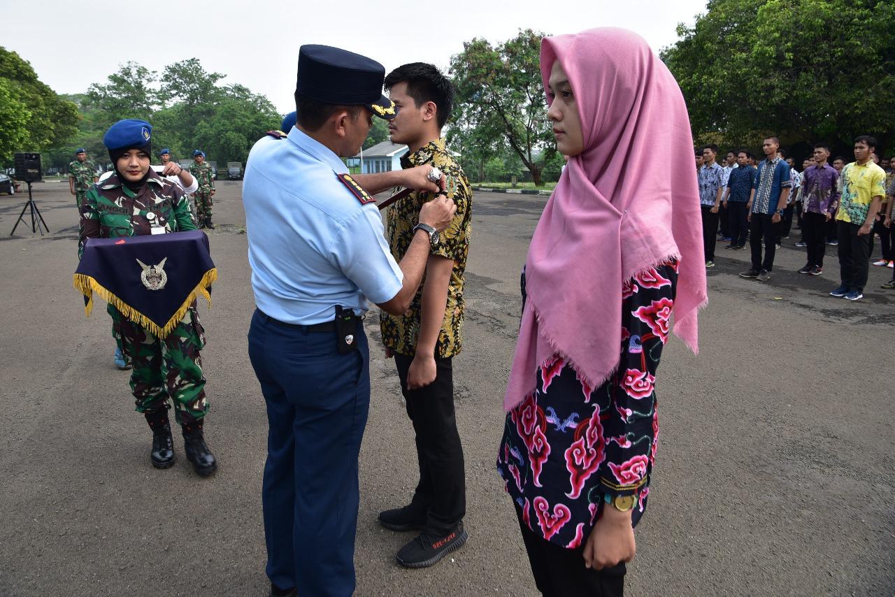 Mahasiswa Universitas Negeri Jakarta Ikuti Pendidikan Bela Negara di Lanud Halim Perdanakusuma