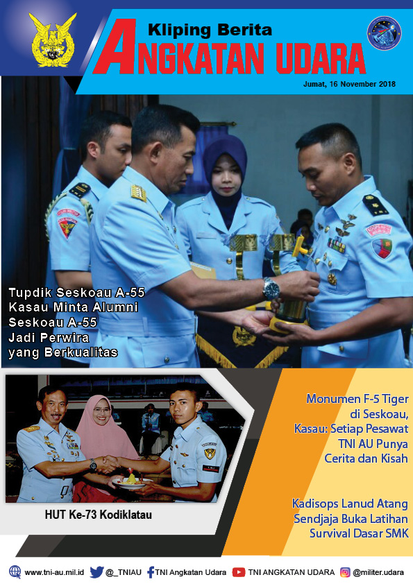 Kliping Berita Media 16 November 2018