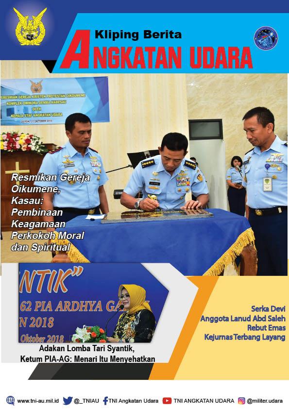 Kliping Berita Media 1 November 2018
