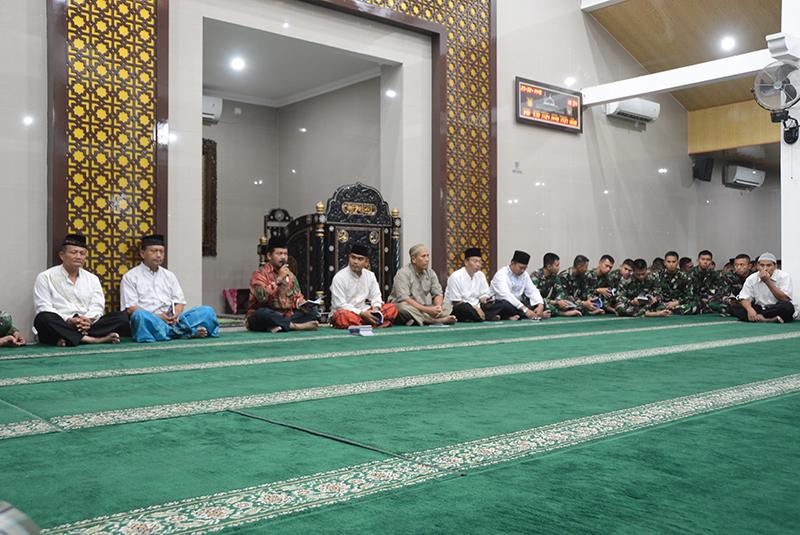 Kegiatan Keagamaan dan Doa Bersama Dilaksanakan di Lanud Adisutjipto