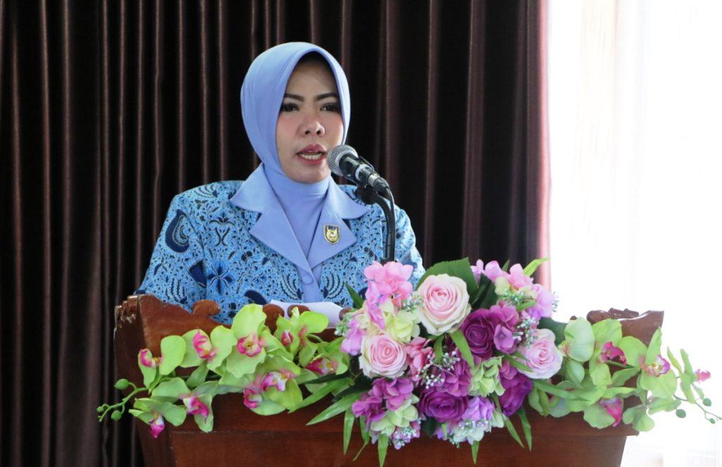Peduli Kesehatan, PIA AG Lanud Sim Undang Yayasan Sosialisasi Kanker Indonesia