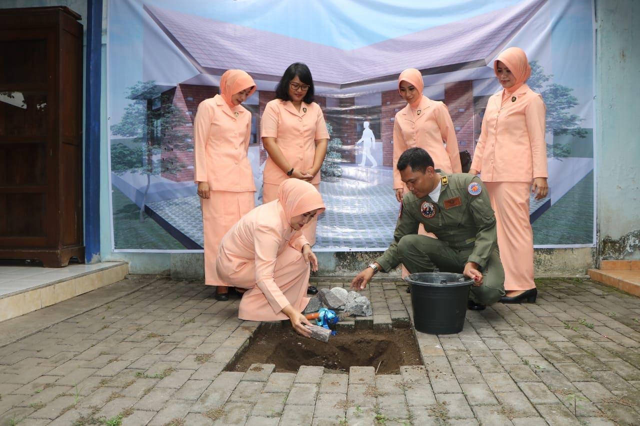 Rehabilitasi Perpustakaan SMA Angkasa Adisutjipto Yogyakarta