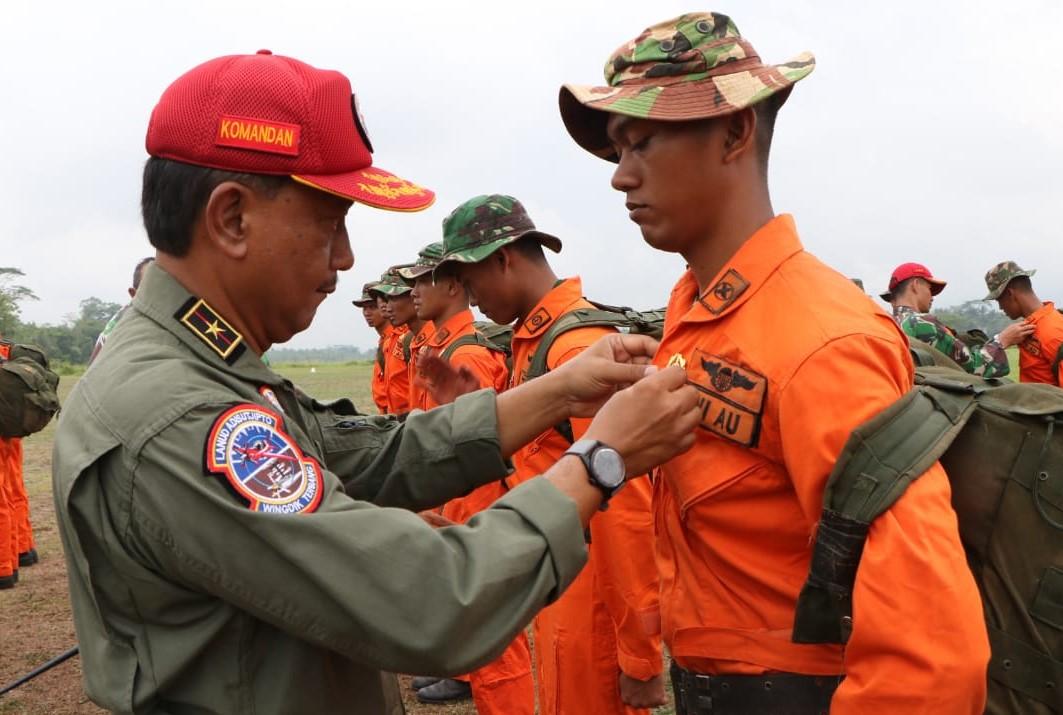 Latihan Survival Dasar Sekbang Terpadu A-97 dan Seknav A-13 Resmi Ditutup
