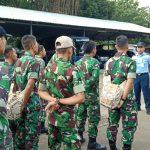 Bantu Penanganan Kesehatan Korban Tsunami, TNI AU Dirikan Posko Kesehatan