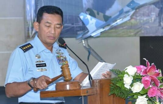 Rakernisops 2018 dan Rakorsasbinpuan 2019. Kasau: Skadron Udara Harus Fokus dalam Penyiapan Alutsista