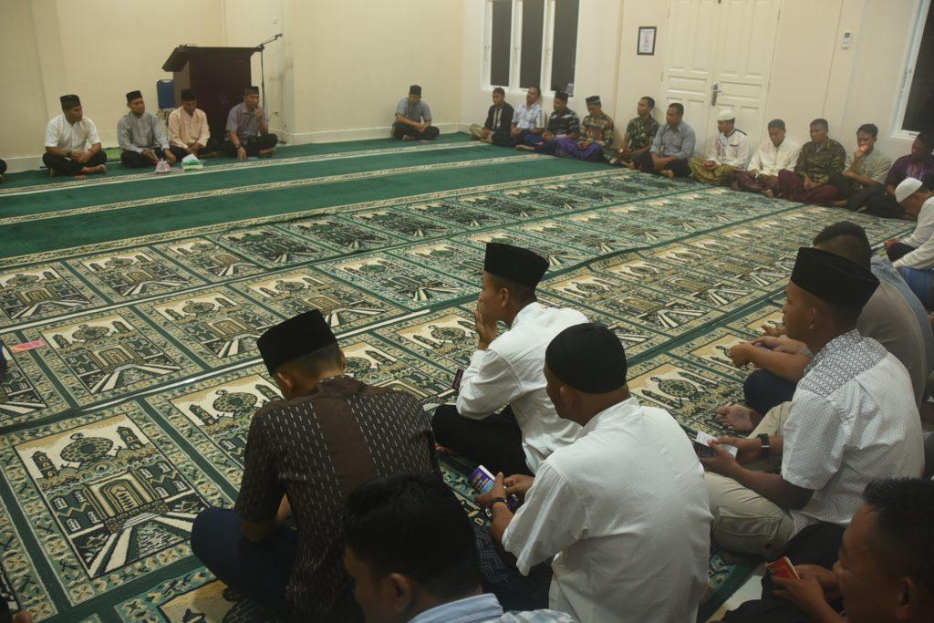Sifat Ikhlas Harus Tertanam Pada Jiwa Prajurit Lanud Maimun Saleh