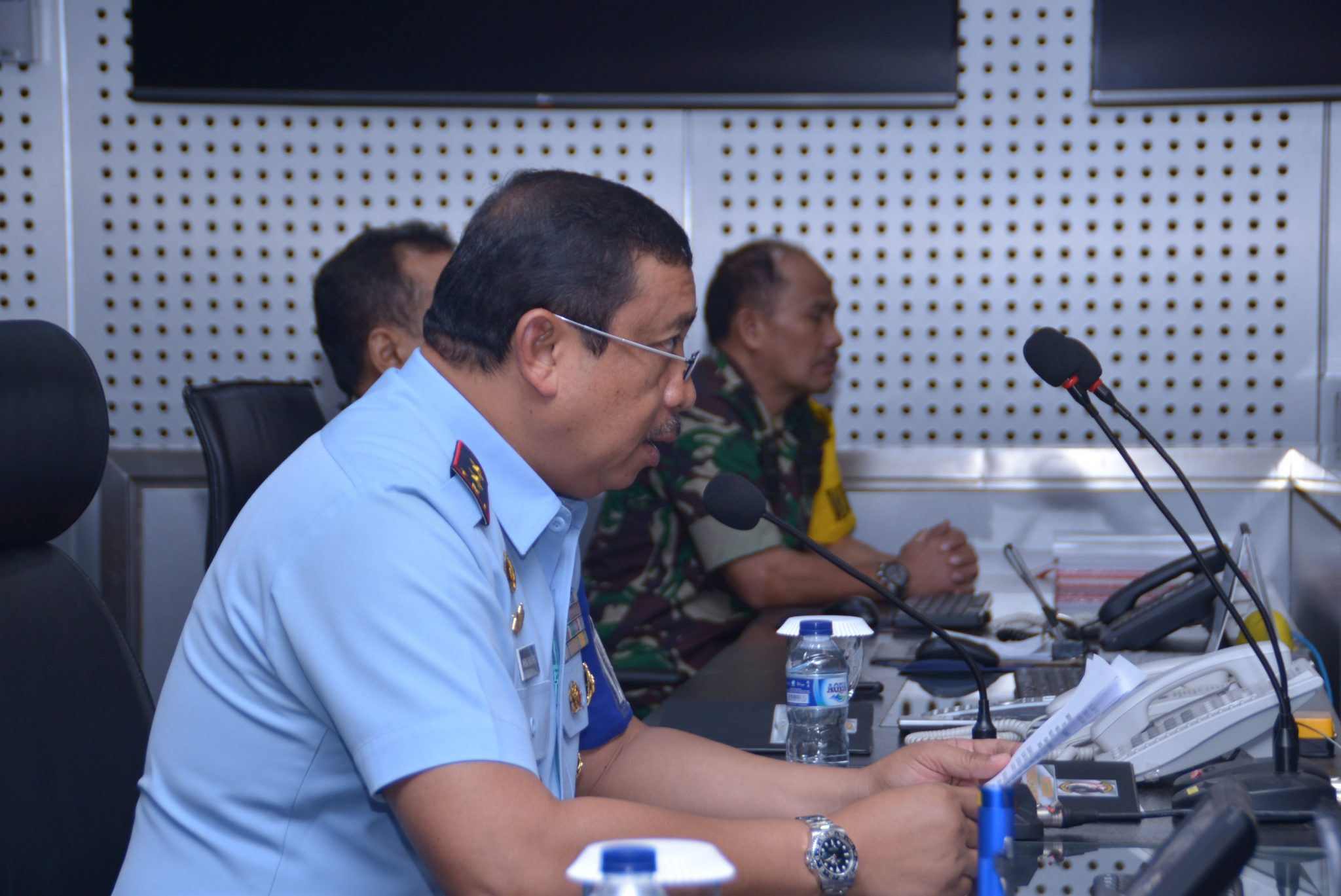 Pangkohanudnas Tutup Latihan Kilat Persada Kohanudnas Tahun 2018