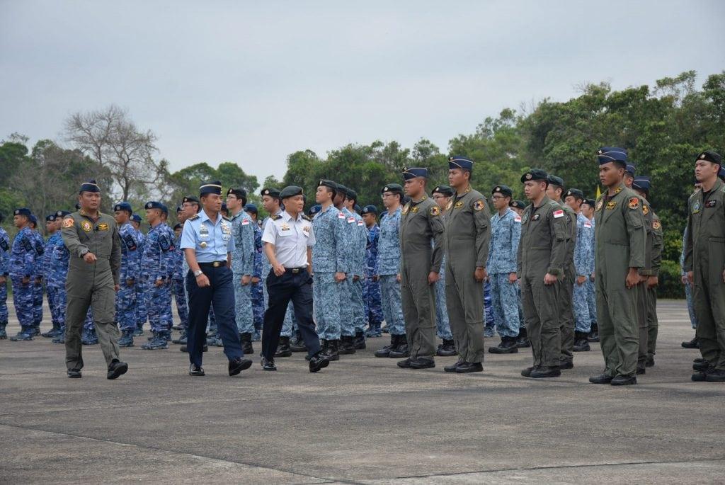 Kasau: Tingkatkan Taktik dan Teknik Operasi Angkatan Udara