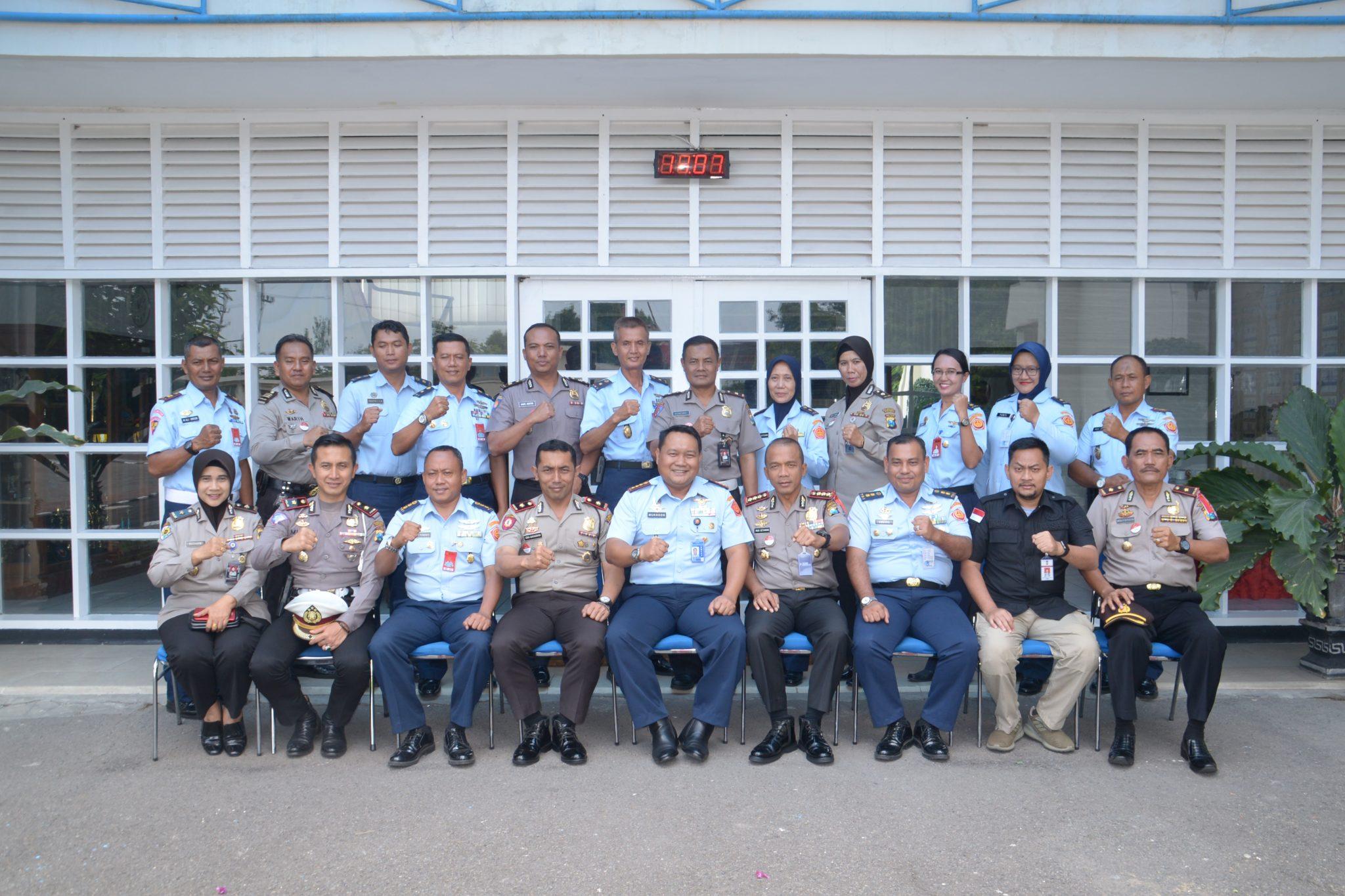 Sinergitas TNI – Polri Wilayah Surabaya