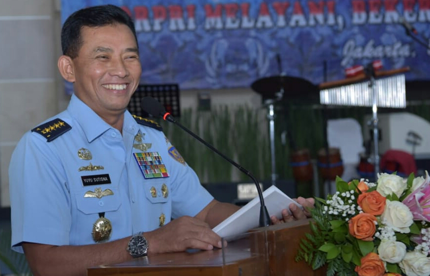 47 Tahun Korpri Kasau: PNS TNI AU Harus Punya Mental Positif