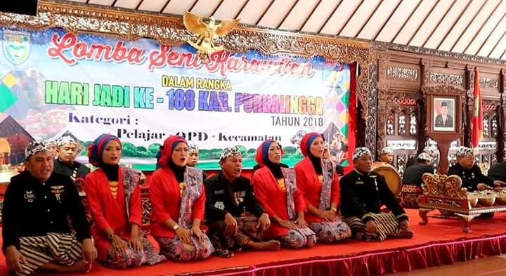 Lanud J.B Soedirman Ikut Lestarikan Seni Budaya Karawitan