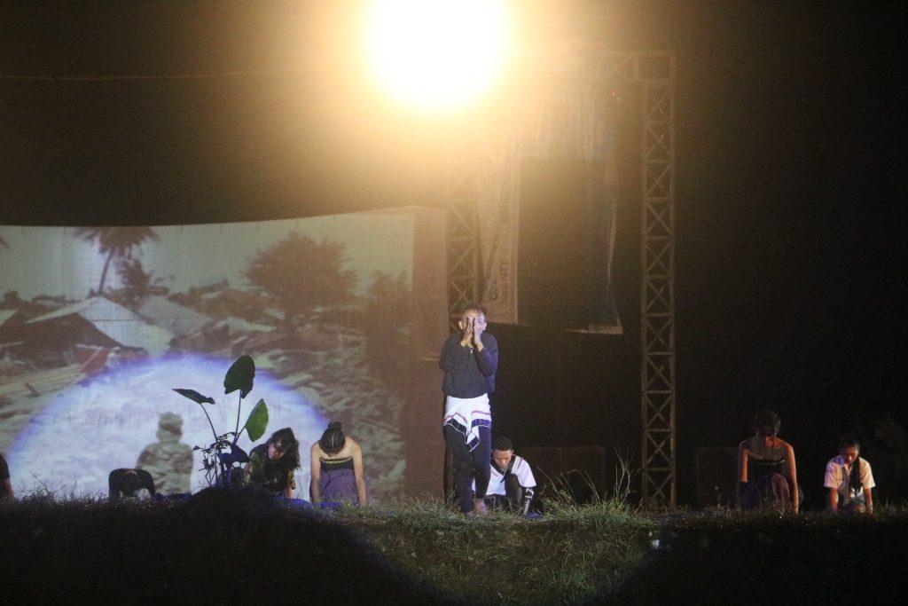 "Charity Concert ""Sembilu di Negeri Palu""dari Lanud El Tari untuk Saudara di Palu"