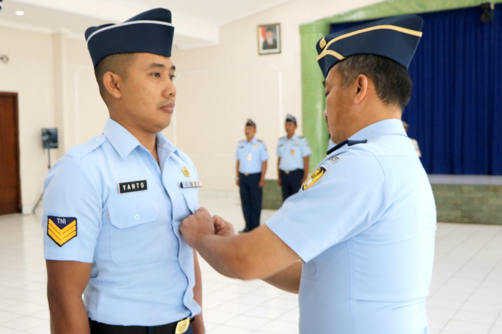 Sekolah Bahasa Lanud Abd Saleh Tutup Pendidikan KIBI TNI AU A-65