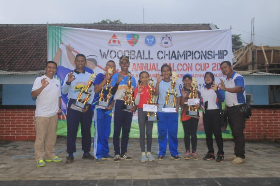 SMK Penerbangan Angkasa Lanud Abd Saleh Gelar Kejuaraan Piala Komandan Lanud 1st Annual Woodball Championship Falcon Cup 2018