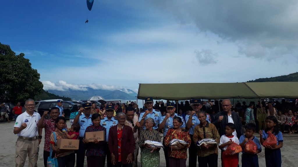 Pelangi Nusantara 2018 di Silangit