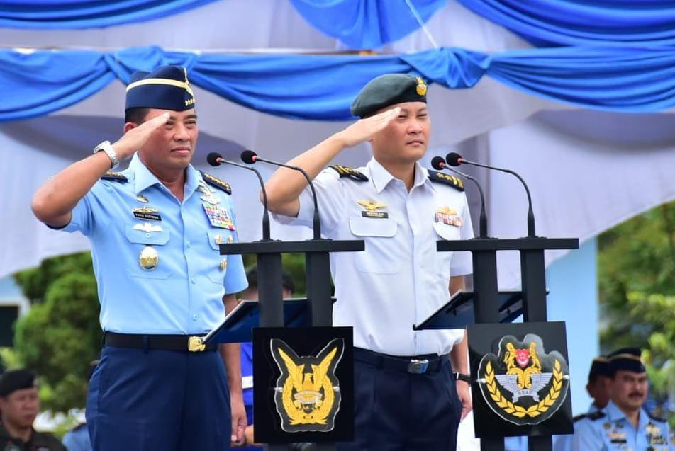 Lulus JFWC, Lima Penerbang Tempur TNI AU Semakin Bertaji