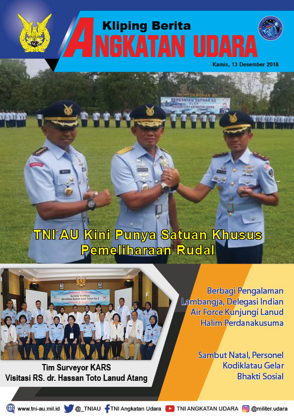 Kliping Berita Media 13 Desember 2018