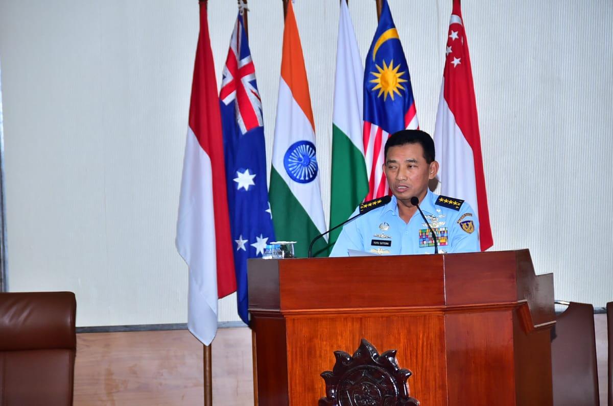Kasau Minta Pasis Sesko TNI Adaptif Terhadap Perkembangan Teknologi Militer