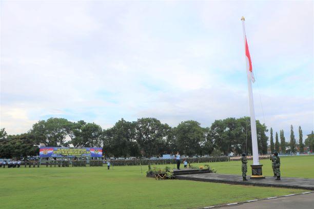 Upacara Peringatan Hari Ibu ke-90 Tahun 2018 di Lanud Adi Soemarmo