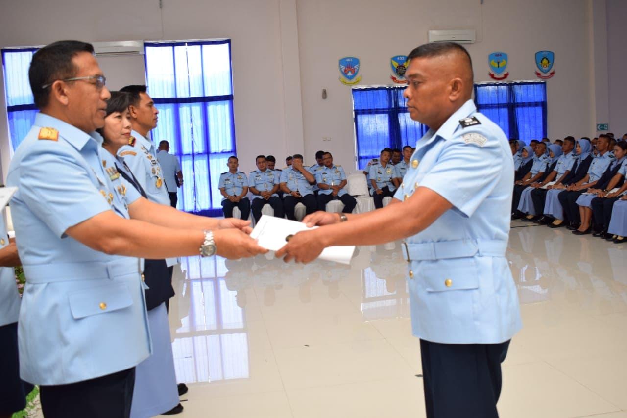 Wadankodiklatau Tutup Pendidikan Setukpa TNI AU A-21
