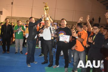 Kejurnas Taekwondo 'We are One' BTI-AAU Cup I Ditutup