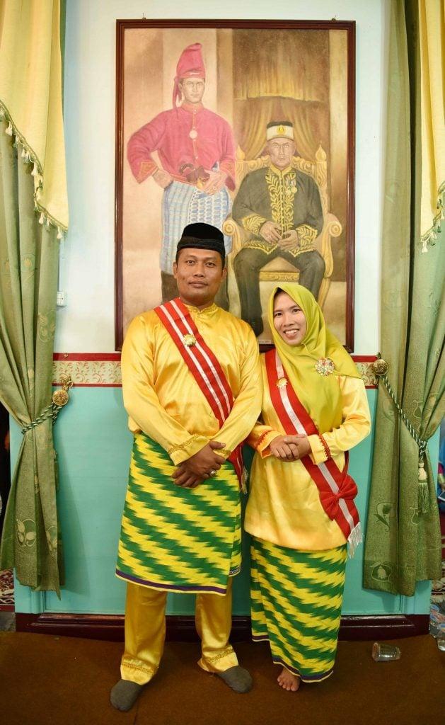 Danskadud 1 Letkol Pnb Supriyanto dianugerahi Gelar Pangeran Anom