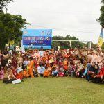 Persami dan Pancalomba Pramuka dalam Rangka Gebyar Angkasa Expo 2019 di Lanud Pangeran M. Bun Yamin