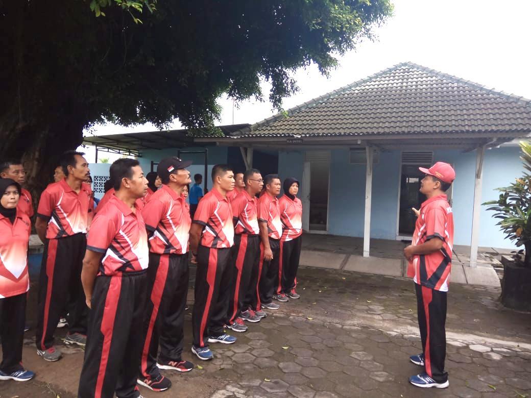 Anggota Muspusdirla Napak Tilas Ke Lokasi Sekbang I