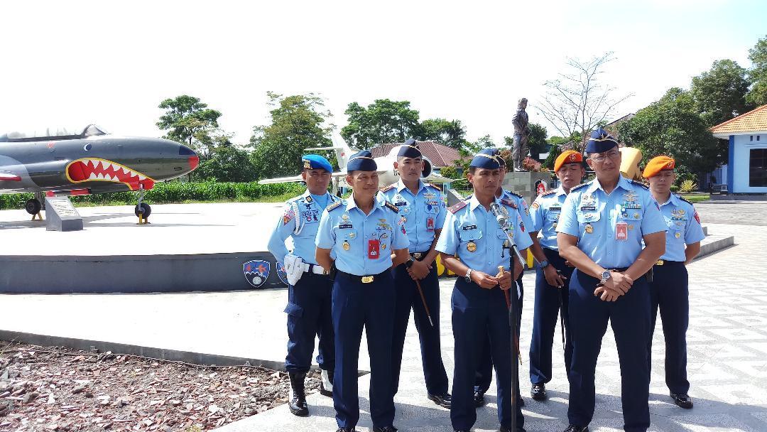 Lanud Abd Saleh Gelar Air Force Run 2019