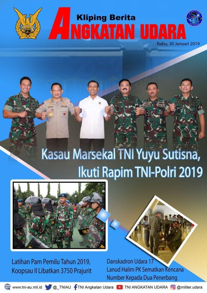 Kliping Berita Media 30 Januari 2019