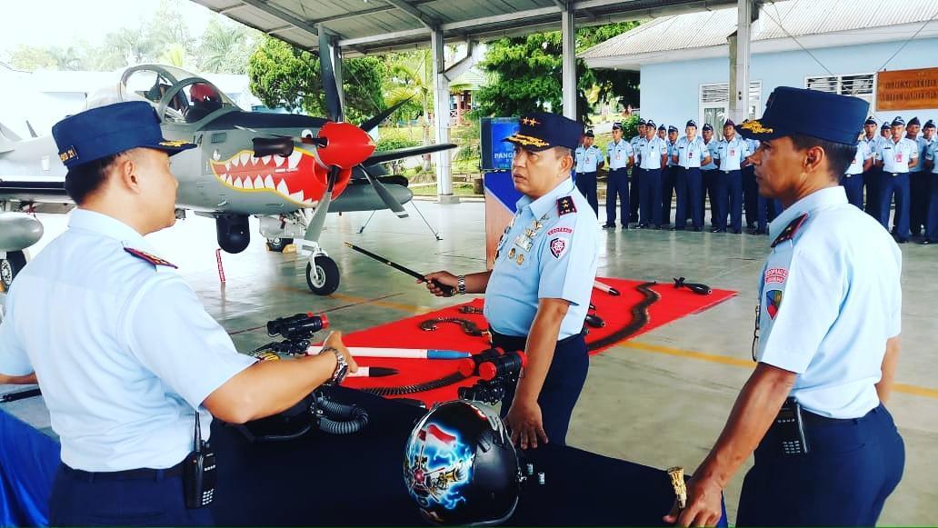 Pangkoopsau II Nostalgia di Skadron Udara 21