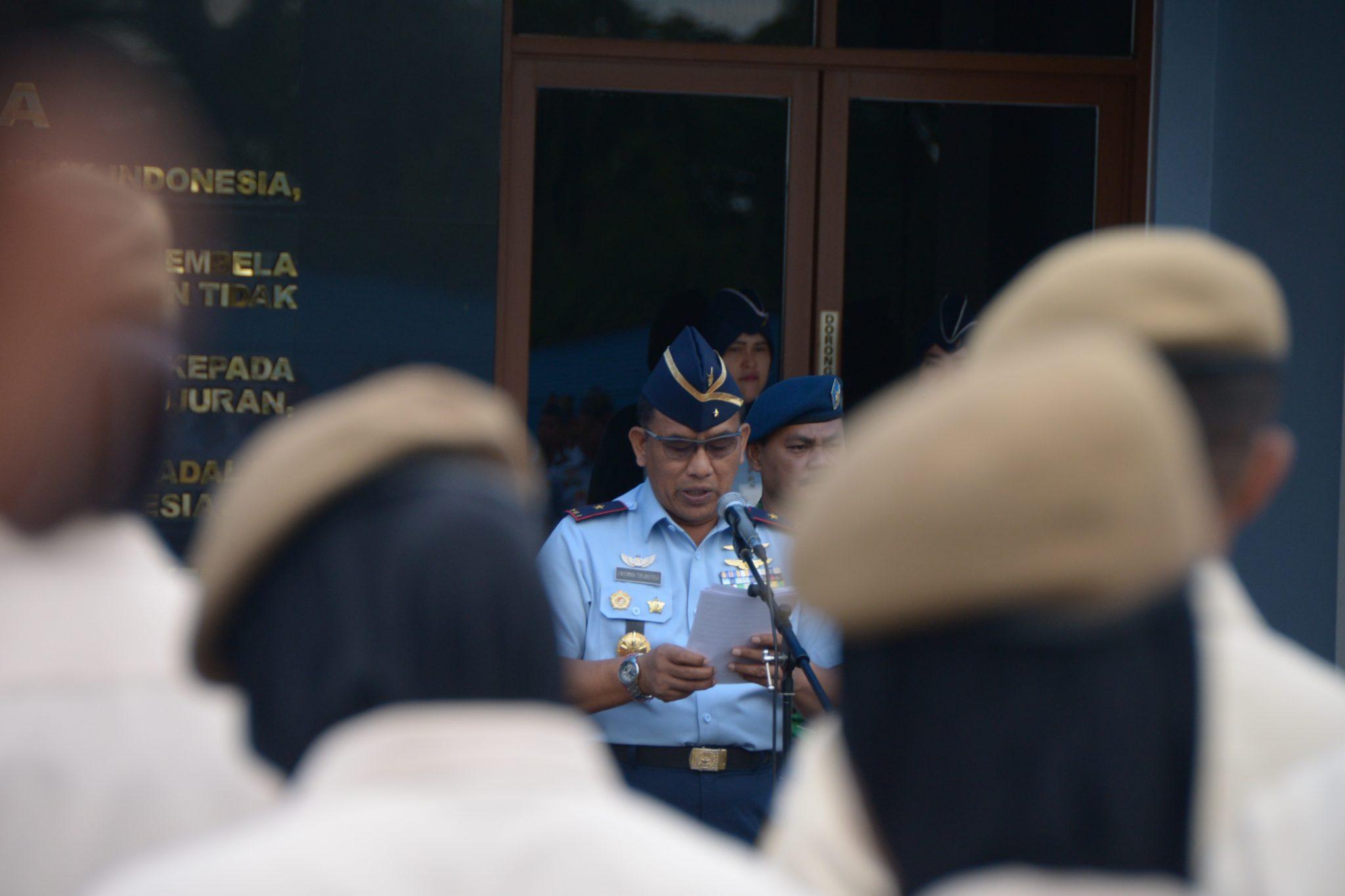 """KASAU : """"Apresiasi Kondisi Zero Accident dalam Tahun 2018 Untuk TNI AU"""""""